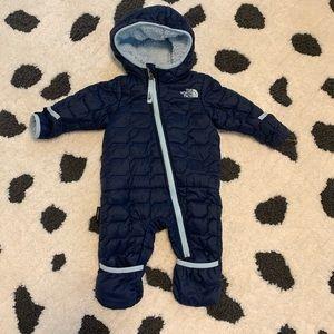 Northface baby Snowsuit
